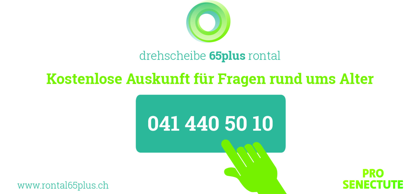 Drehscheibe 65plus Rontal